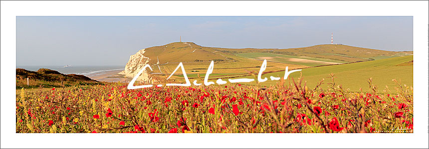 Poster Photo Cap Blanc-Nez - Cote Opale - France - Christophe Schambert