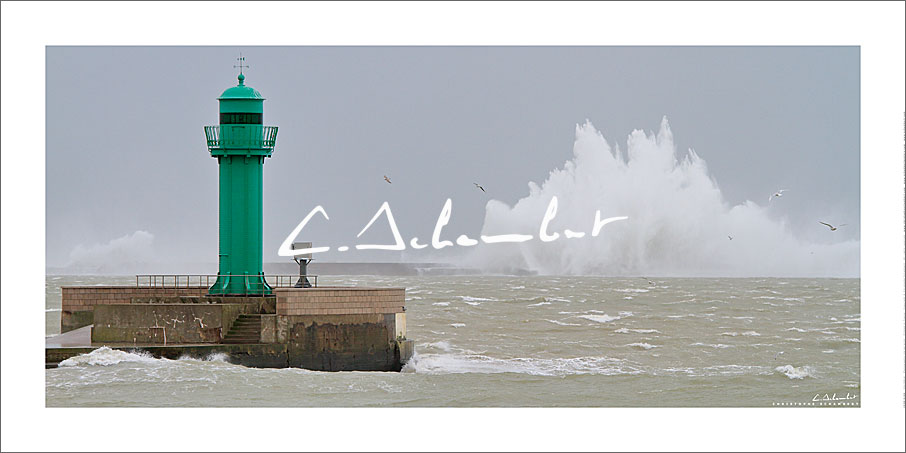 Poster Photo Boulogne-sur-Mer - Cote Opale - France - Christophe Schambert
